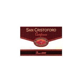 CURTEFRANCA DOC ROSSO - 0,75 L - San Cristoforo