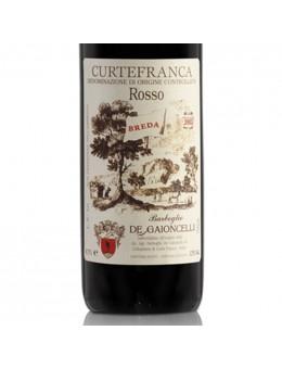 CURTEFRANCA DOC ROSSO...