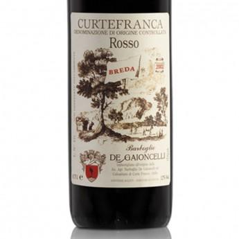 CURTEFRANCA DOC ROSSO RISERVA 2009 - Barboglio De Gaioncelli