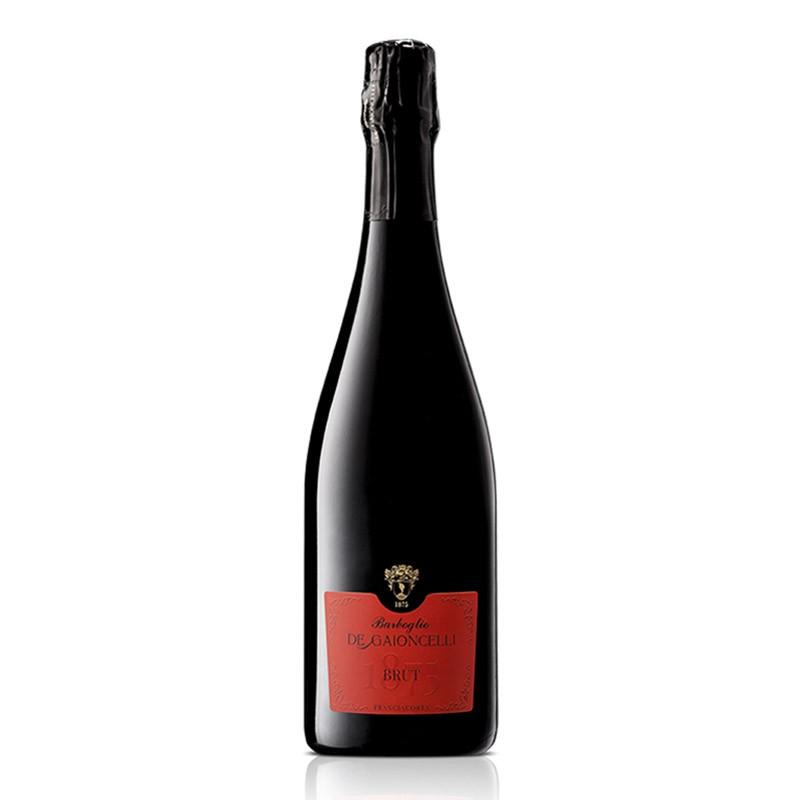 FRANCIACORTA DOCG BRUT 0.75 L - Barboglio De Gaioncelli