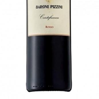 CURTEFRANCA DOC ROSSO 0.75 L - Barone Pizzini