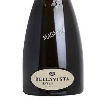 Magnum FRANCIACORTA DOCG SATEN MILLESIMATO 2014 1,5 L - Bellavista