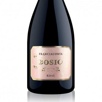 FRANCIACORTA DOCG ROSE' MILLESIMATO 0.75 L - Bosio