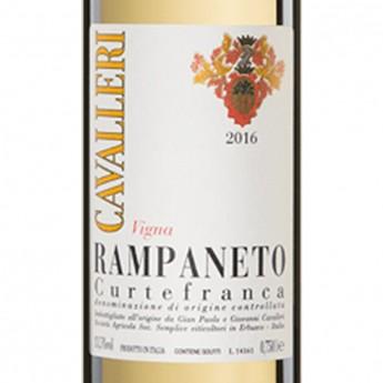 """CURTEFRANCA DOC BIANCO RAMPANETO""""2017  - 0,75L - Cavalleri"""""""