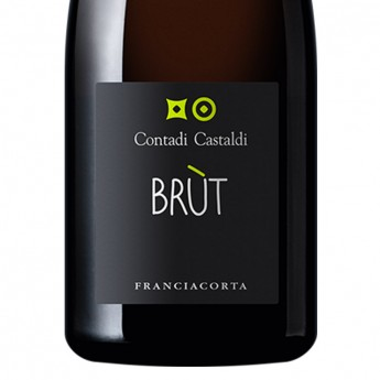 FRANCIACORTA DOCG BRUT 0.375 L - Contadi Castaldi