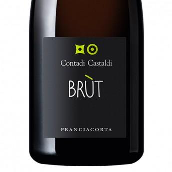 FRANCIACORTA DOCG BRUT 0,75 L - Contadi Castaldi