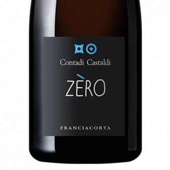 FRANCIACORTA DOSAGGIO ZERO MILLESIMATO - 0,75L - Contadi Castaldi