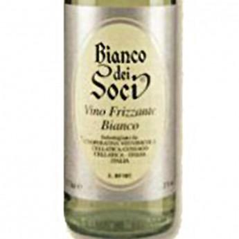 BIANCO DEI SOCI VINO FRIZZANTE - 0,75 L - Cooperativa Cellatica