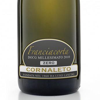 FRANCIACORTA DOCG PAS DOSE' - 0,75 L - Cornaleto