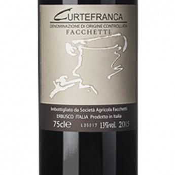 CURTEFRANCA DOC ROSSO  - 0,75 L - Facchetti