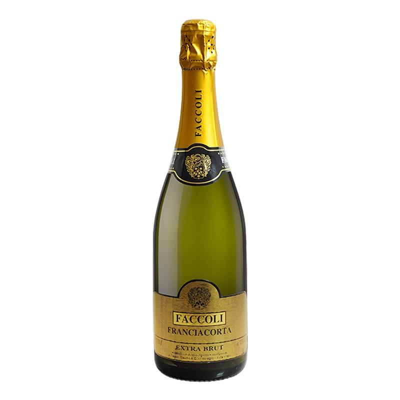 FRANCIACORTA DOCG EXTRABRUT RISERVA 2006- 0,75 L - Faccoli