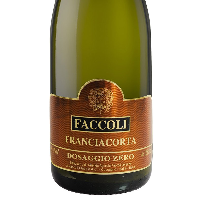 """Magnum FRANCIACORTA DOCG BRUT MILLESIMATO """"MILLEDI"""" 2011 - 1,5 L - Ferghettina"""