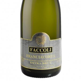 FRANCIACORTA DOCG EXTRABRUT - 0,75 L - Faccoli