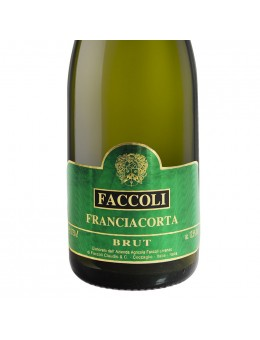 Magnum FRANCIACORTA DOCG BRUT - 1,5 L - Faccoli