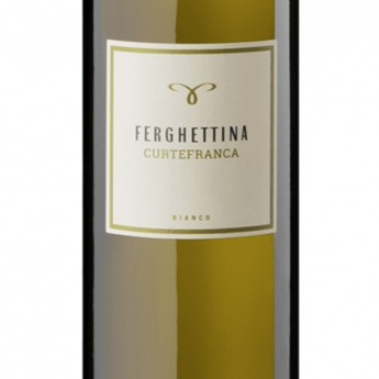 CURTEFRANCA DOC BIANCO - 0.375 L - Ferghettina