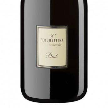 FRANCIACORTA DOCG BRUT - 0.375 L - Ferghettina