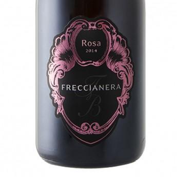 FRANCIACORTA DOCG FRECCIANERA ROSE' - 0,75 L - F.Lli Berlucchi