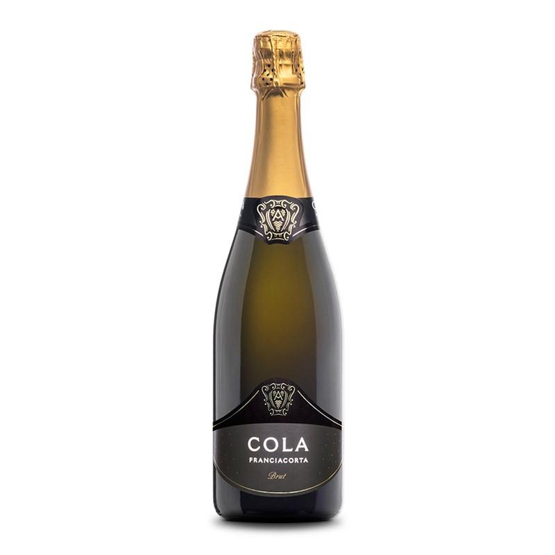 FRANCIACORTA DOCG BRUT - 0,75L - Cola