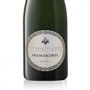 FRANCIACORTA DOCG SATEN - 0,75 L - Lo Sparviere