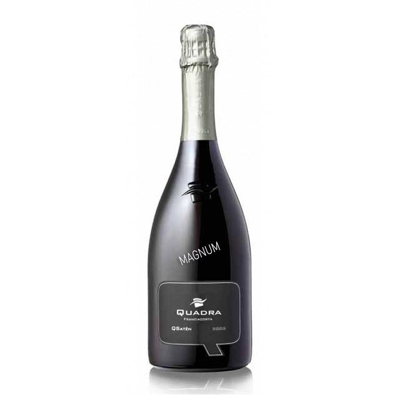 Magnum FRANCIACORTA DOCG SATEN MILLESIMATO 2013 - 1.5 L - Quadra