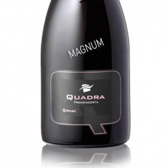 Magnum FRANCIACORTA DOCG ROSE' - 1.5 L - Quadra