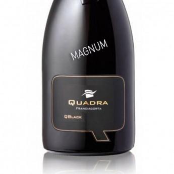 Magnum FRANCIACORTA DOCG QBLACK BRUT - 1.5 L - Quadra