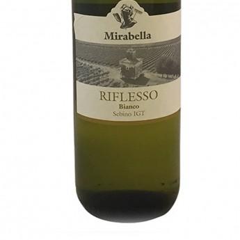 IGT RIFLESSO BIANCO - 0,75 L - MIRABELLA