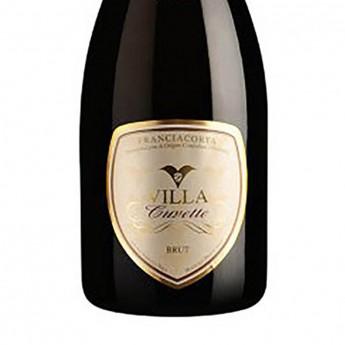 FRANCIACORTA DOCG BRUT MILLESIMATO CUVETTE 2012 - 0,75 L - Villa
