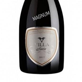 Magnum FRANCIACORTA DOCG SATÈN MILLESIMATO 2013 - 1.5 L- Villa