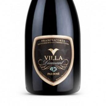 FRANCIACORTA DOCG PAS DOSE' MILLESIMATO DIAMANT 2012 - 0,75 L - Villa