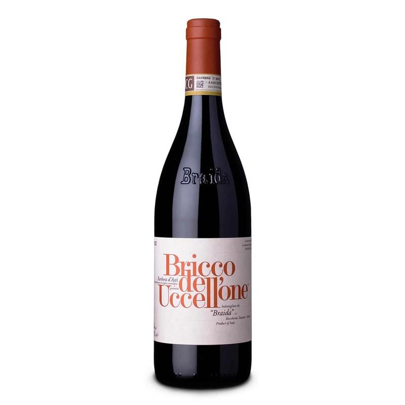 BRICCO DELL'UCCELLONE Rosso 2016 - 0,75 L - Braida