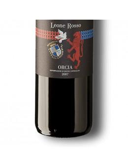 LEONE ROSSO ORCIA DOC 2015...