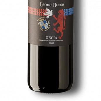 LEONE ROSSO ORCIA DOC 2015 - 0,75 L - Cinelli Colombini Donatella