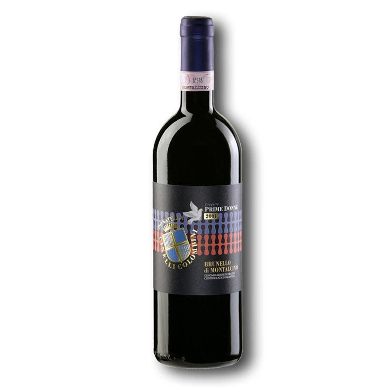 BRUNELLO DI MONTALCINO DOCG 2012 - 0,75 L - Cinelli Colombini Donatella