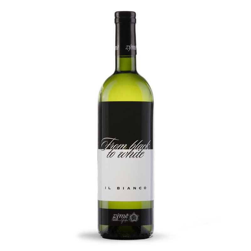 IL BIANCO FROM BLACK TO WHITE 2014 - 0,75 L - Zyme
