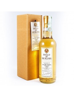 SINGLE MALT SCOTCH WHISKY BLAIR ATHOL 1993 VINTAGE 12 YEARS OLD  - 0,70 L - Douglas of Drumlanrig