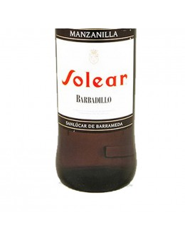 BARBADILLO SOLEAR SHERRY -...