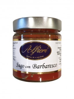 Sugo al Barbaresco 180 gr....
