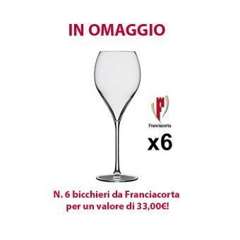 N.6 FRANCIACORTA DOCG...