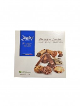 DESOBRY Luxury biscuits 200...