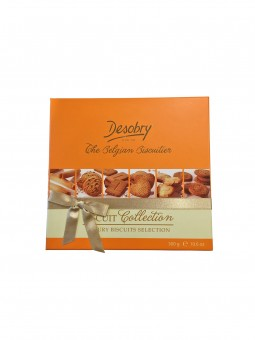DESOBRY Luxury biscuits...